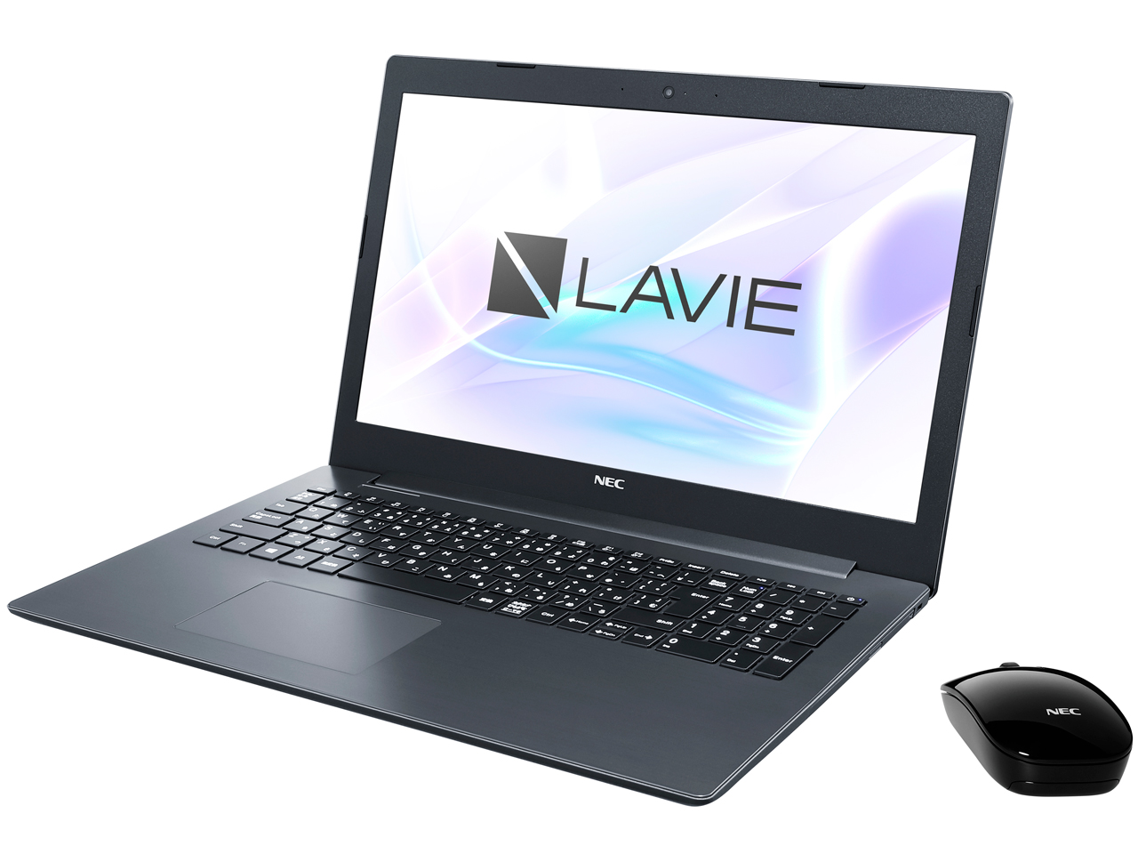 LAVIE Note Standard NS300/KAB PC-NS300KAB [カームブラック]