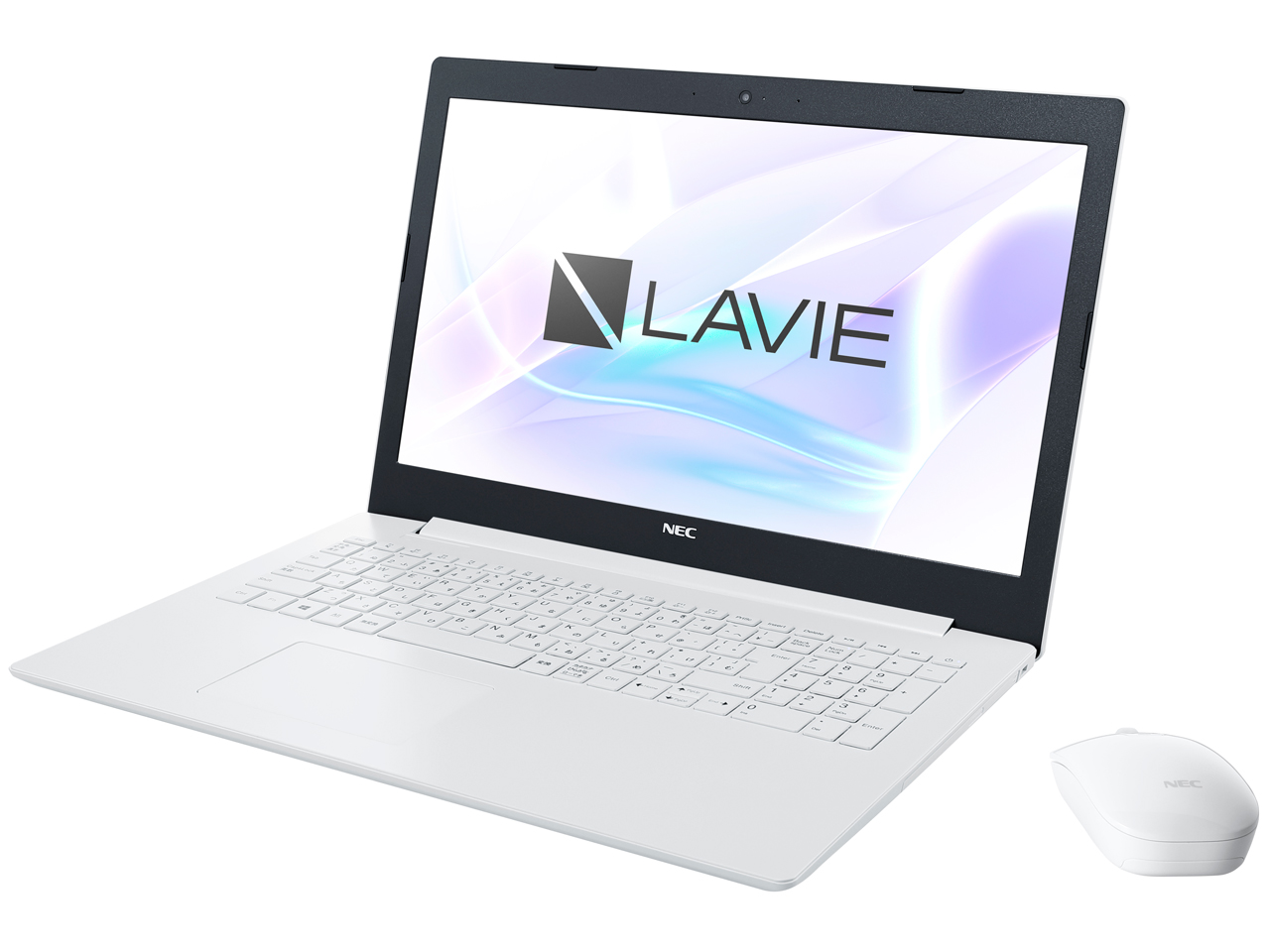 LAVIE Note Standard NS300/KAW PC-NS300KAW [カームホワイト]